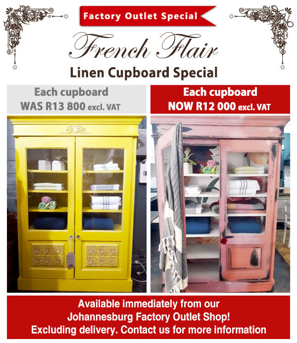 Free-Standing Handmade Designer Kitchen Units - South Africa