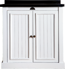 English Elegance Double Door Unit