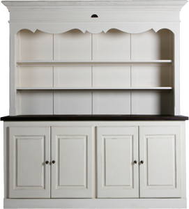French Flair Chateau Dresser