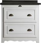 French Flair Pot Drawers