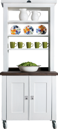Free standing handmade designer kitchen units south for Kitchen cabinets south africa