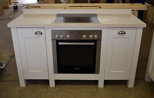 Swedish Style Stove Hob Unit