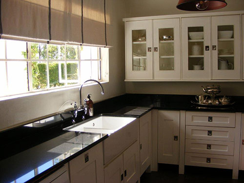 Milestone kitchens journal free standing hand made for Kitchen designs zambia