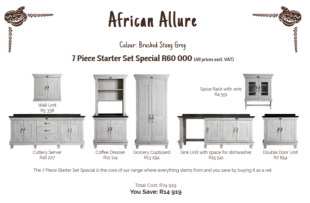 African Allure 7PSSS
