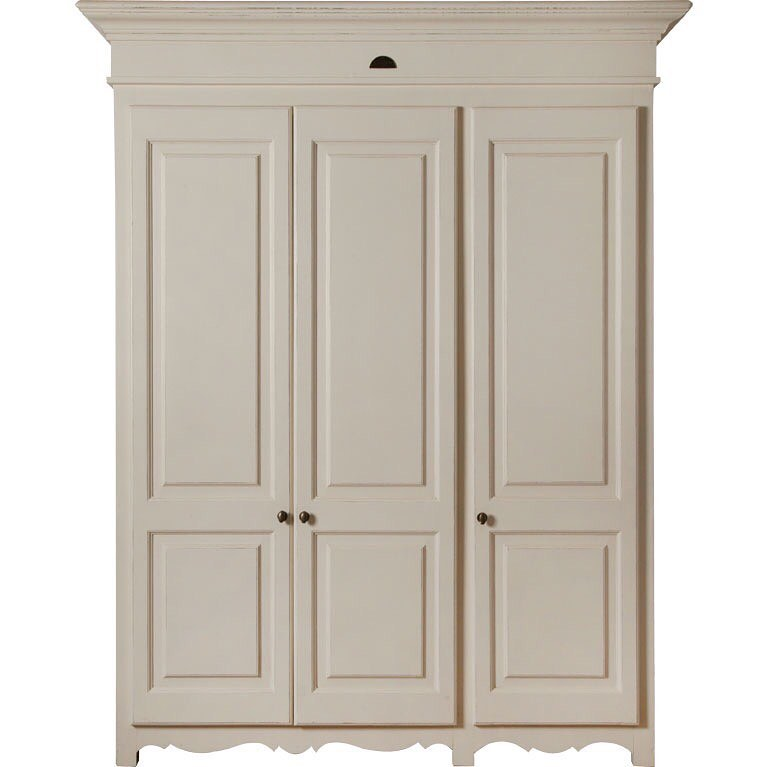 French Flair 3 Door Wardrobe