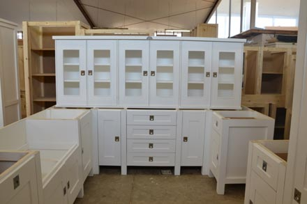 Free standing handmade designer kitchen units south for Kitchen units in zambia