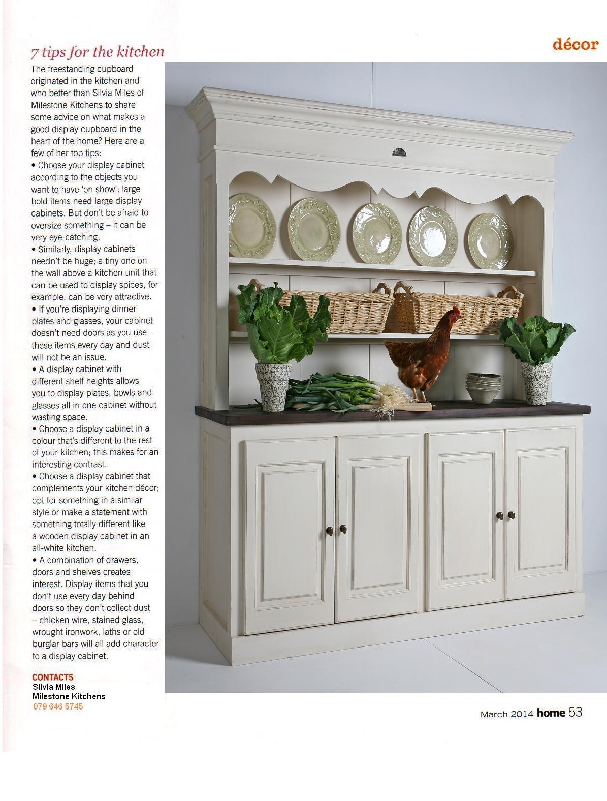 Free-Standing Handmade Designer Kitchen Units - South Africa ...