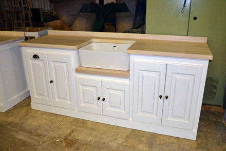 Free standing handmade designer kitchen units south for Kitchen cabinets gauteng