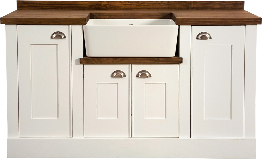 Butler Sink Unit Kitchen