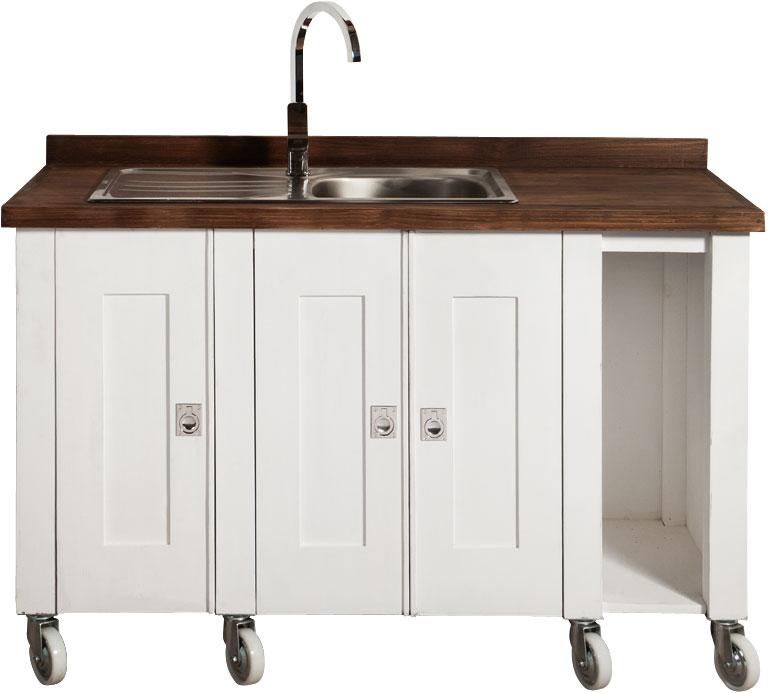 Swedish Style Free-Standing Kitchen Units - South Africa